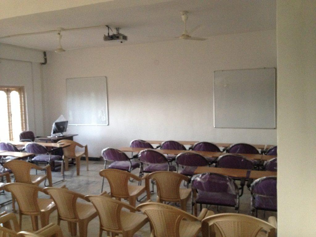 Workshop at Malla Reddy Engineering College