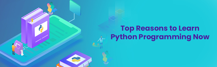 Top Reasons to Learn Python Programming Now
